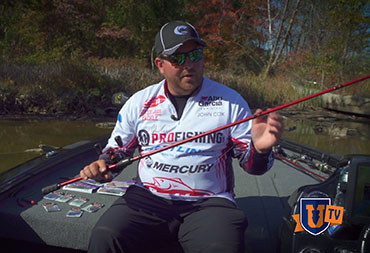 Chalk Talk: How to fish a swim jig with Cox