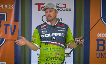Chalk Talk: Dudley offers some swimbait tips
