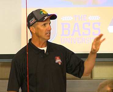 Chalk Talk: Chasing the shad spawn with Evers