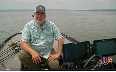 Chalk Talk: Fishing eel grass with Gluszek