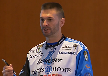 Chalk Talk: Randy Howell's topwater tips and tricks