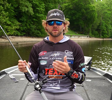 Chalk Talk: Jerkbaits for every season