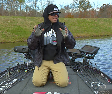 Chalk Talk: Ike's 12 best baits for winter