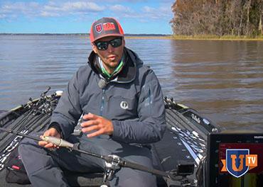 Chalk Talk: Jocumsen on big glide baits