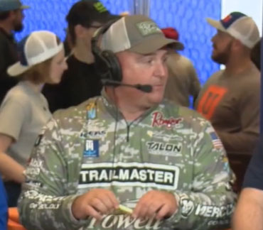 Chalk Talk: Topwater fishing with Kreiger