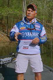 Chalk Talk: Spy baits for clear-water suspended bass