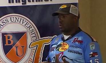 Chalk Talk: Ish on fishing to win