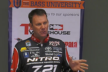 Chalk Talk: Cold-water power fishing with KVD