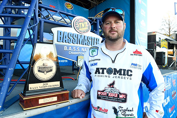Schlapper Battled Heavy Current To Catch Huge Bag