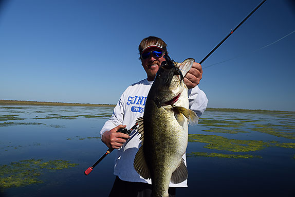 Why You Need 'Grass Jigs' For Your Bass Game
