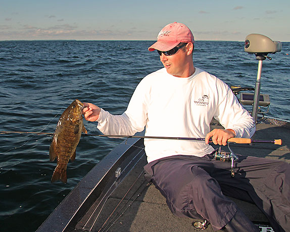 The Ins And Outs Of Great Lakes Smallmouths
