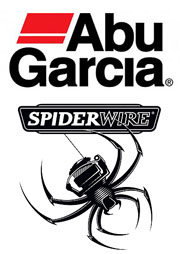 Abu, Spiderwire pro staffs announced