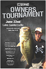 G. Loomis event June 22 at Guntersville