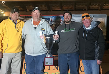 FLW Series angler, partner win Missouri Invitational