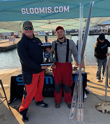 Kentucky anglers win $2,500 at Skeleton Cup