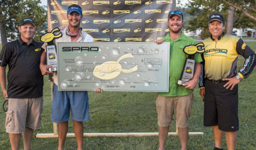 SPRO Open winners pocket 10 grand