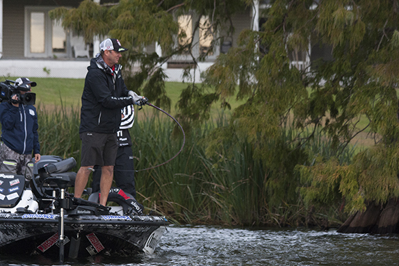 Stats Support VanDam's MLF Prowess