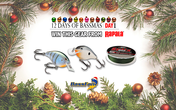 Crankbaits Galore Kick Off Holiday Giveaway