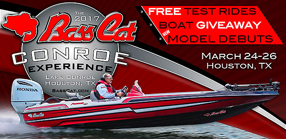 Bass Cat Set For Huge Event At Conroe