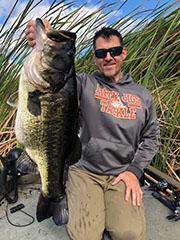 Florida trophy program records 15-pounder