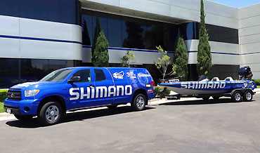 Shimano demo crew hits the road