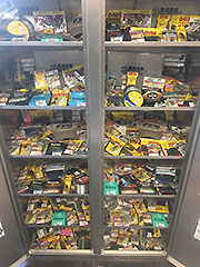 Win a cabinet full of tackle