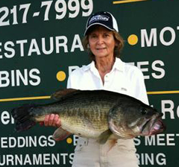 Toledo Bend yields 14 1/2-pounder