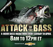 'Attack of the Bass' concludes Sunday