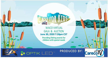 C.A.S.T. for Kids virtual auction under way