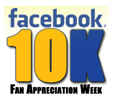 <b><font color=blue>Fan Appreciation Week � we've got prizes!</font color></b>