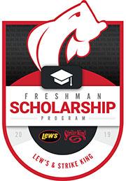Lew's/Strike King offering freshman scholarships