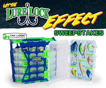 Lure Lock announces sweepstakes