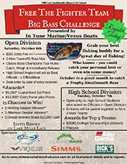 Team Big Bass Challenge set for Mille Lacs