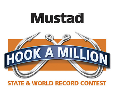 Win a mil from Mustad
