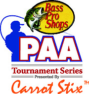 Live leaderboard for PAA event