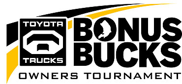 Bonus Bucks team tournament set