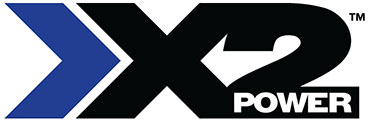 X2Power pro staff consists of 5 anglers