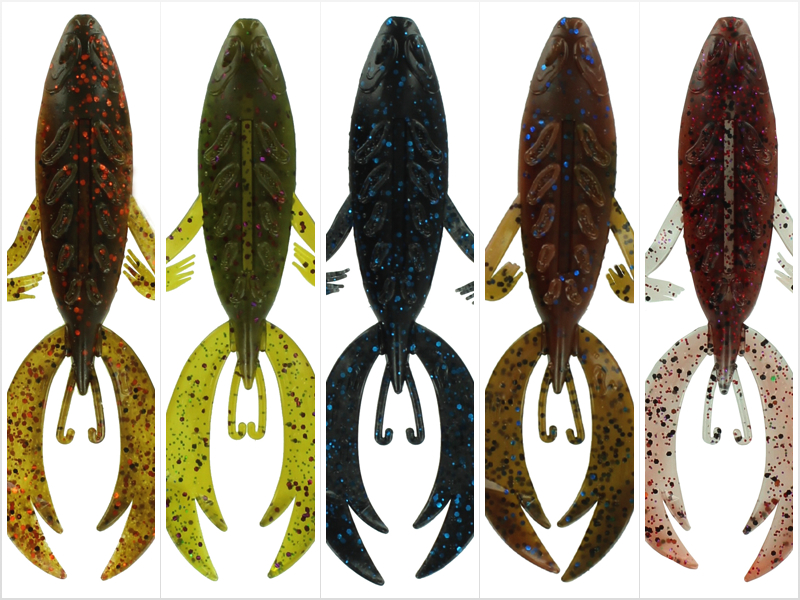 New gear: Big Bite Baits new colors, sizes