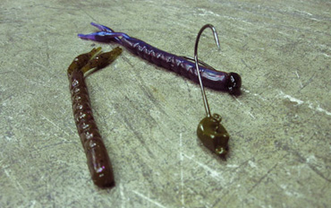 Missile unveils shaky-head jig, Fuse 4.4