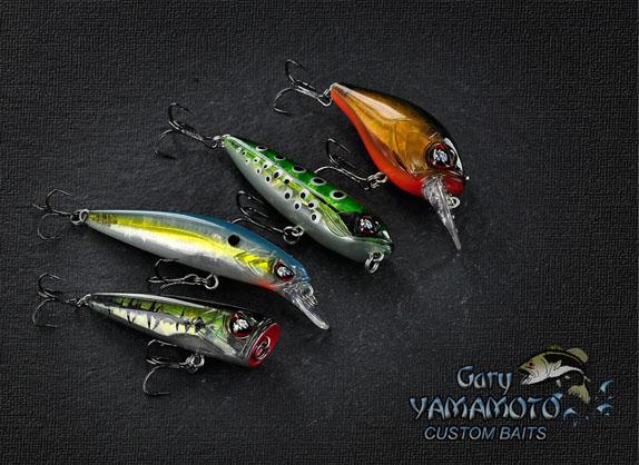 ICAST: Yamamoto to debut hard baits