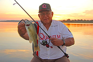 Vet aiming to become oldest Classic angler