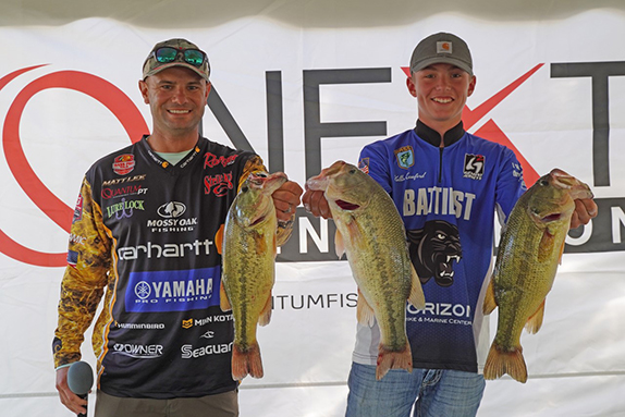 Okla. teen wins HS/College Open at Grand