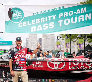 Ike to host 4th annual Celebrity Pro-Am