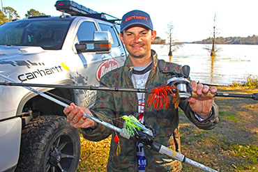 Lee�s lures for spring�s �lipstick� largemouth