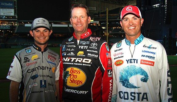 Classic: VanDam, Lee, Ashley weigh in