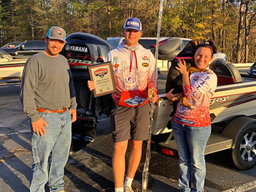 High school angler wins $10,000 contingency