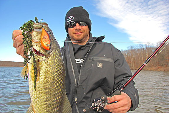 Rattlebaits Shouldn't Be Overlooked In Winter