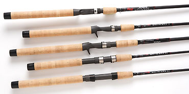 Bass Cat rods?!