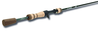 New GLX crankbait rod: Ultra sensitive, powerful