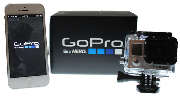 Ehrler, Swindle, Palaniuk join forces with GoPro
